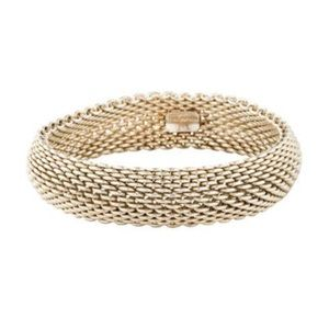 Tiffany & Co Somerset Bangle Bracelet